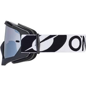 O'Neal B-10 Goggles twoface-black-silver mirror